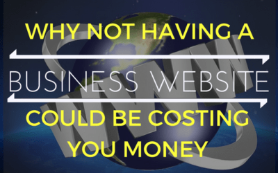 Do you have a business website? If not, you're losing customers.